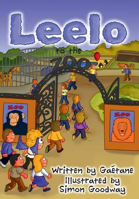 Leelo: To the Zoo (Paperback)