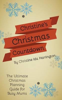 Christine's Christmas Countdown (Paperback)