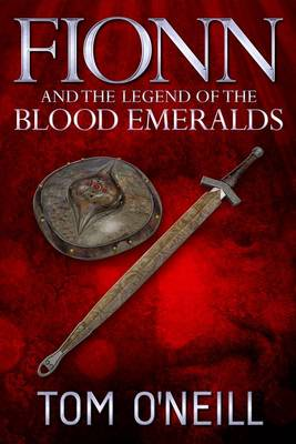 Fionn and the Legend of the Blood Emeralds (Paperback)