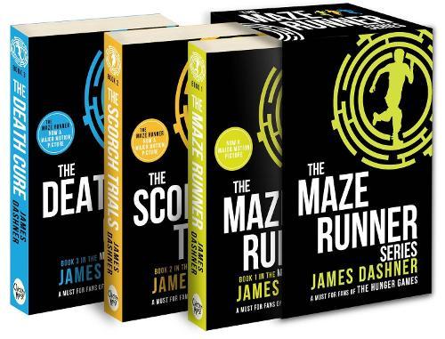 Classic Box Set - Maze Runner Series (Paperback)
