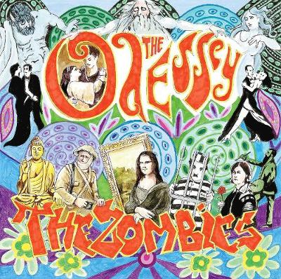 The Odessey: The Zombies In Words And Images (Hardback)