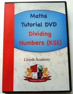 Maths Tutorial: Dividing Numbers (KS1) (DVD)