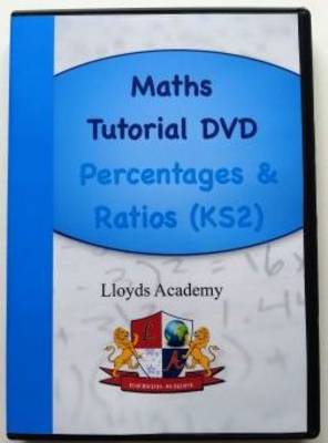 Maths Tutorial: Percentages & Ratios (KS2)