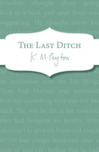 The Last Ditch (Paperback)