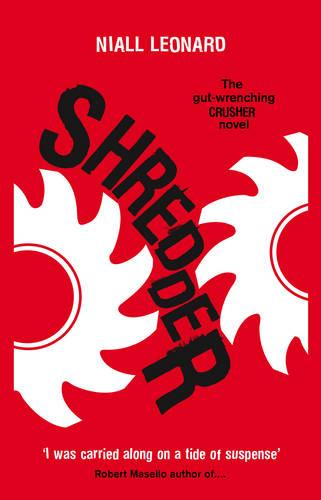 Shredder (Paperback)
