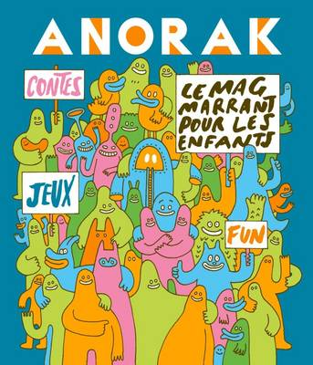 Anorak France: Vol. 1 (Paperback)