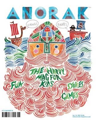 Anorak: Vikings Vol. 19 (Paperback)