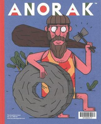 Anorak: Anorak Vol. 27: Inventions Inventions Vol. 27 (Paperback)