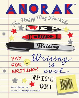 Anorak Vol. 28 Writing (Paperback)