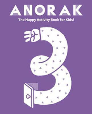 The Happy Activity Book Vol. 3 (Paperback)