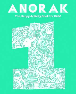 The Happy Activity Book: Vol. 1 (Paperback)