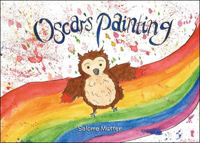 Oscar's Painting (Paperback)