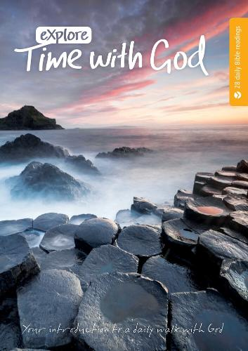 Explore: Time with God (Paperback)