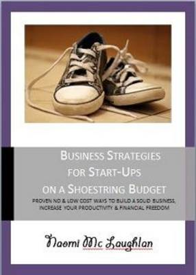 Business Strategies for Star-Ups on a Shoestring Budget: Proven no & low cost ways to build a solid business, increase your productivity & financial freedom (Paperback)