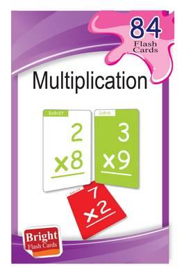 Multiplication (Bright Flash Cards) - Bright Flash Cards