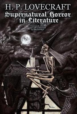 Supernatural Horror in Literature (Hardback)