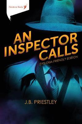 An Inspector Calls: Dyslexia-Friendly Edition (Paperback)