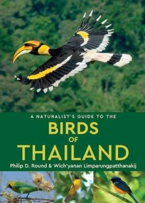 A Naturalist's Guide to the Birds of Thailand - Naturalist's Guides (Paperback)