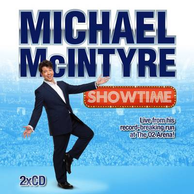 Michael Mcintyre - Showtime (CD-Audio)