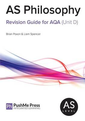 AS Philosophy Revision Guide for AQA (Unit D) (Paperback)