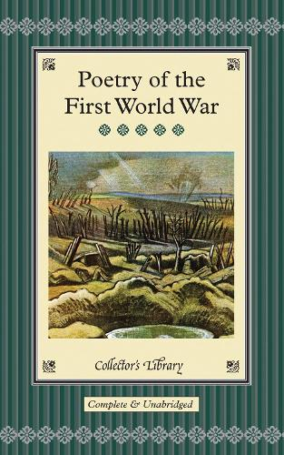 Poetry of the First World War (Hardback)