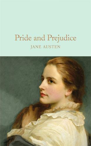 Cover of the book, Pride and Prejudice.