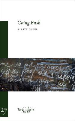 Going Bush - SE - Cahiers (Paperback)