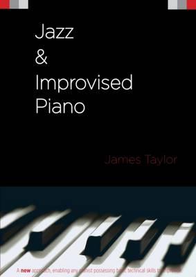 Jazz & Improvised Piano (Paperback)