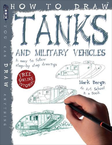 How To Draw Tanks - How to Draw (Paperback)