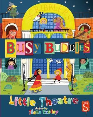 Little Street / Little Theatre - Busy Buddies (Hardback)