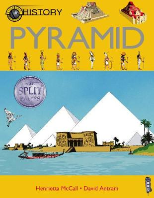 Pyramid - Time Shift (Paperback)