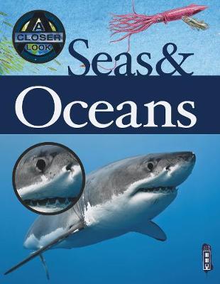 Seas & Oceans - A Closer Look At (Paperback)