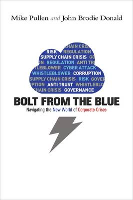 Bolt from the Blue: Navigating the New World of Corporate Crises (Hardback)