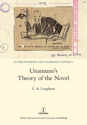 Unamuno's Theory of the Novel (Hardback)
