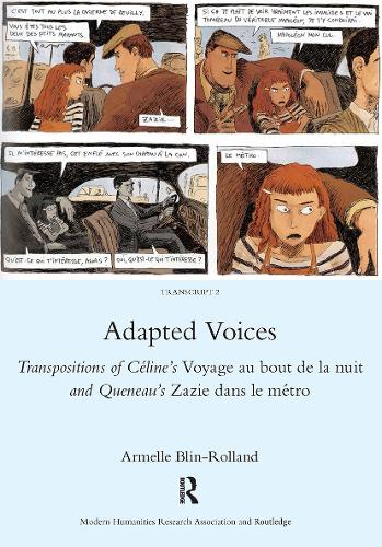 Adapted Voices (Hardback)