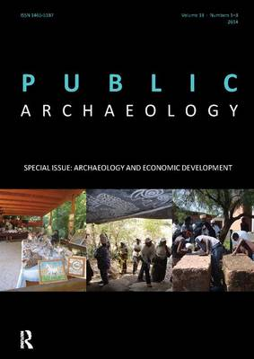 Archaeology and Economic Development (Paperback)