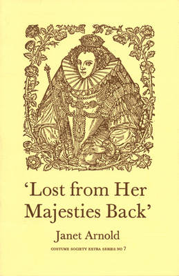 Lost from Her Majesties Back (Paperback)