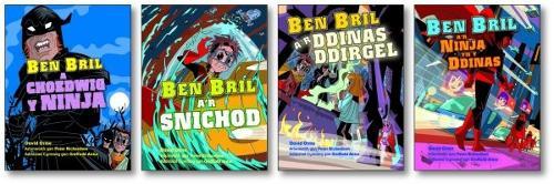 Cyfres Ben Bril (Paperback)