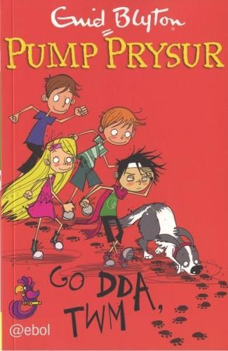 Pump Prysur: Go Dda, Twm (Paperback)
