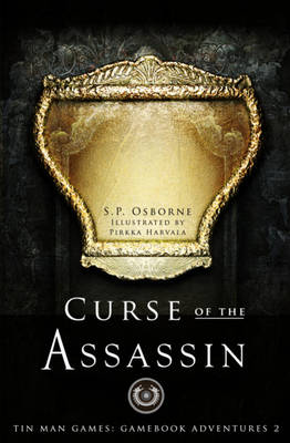 Curse of the Assassin - Gamebook Adventures 3 (Paperback)