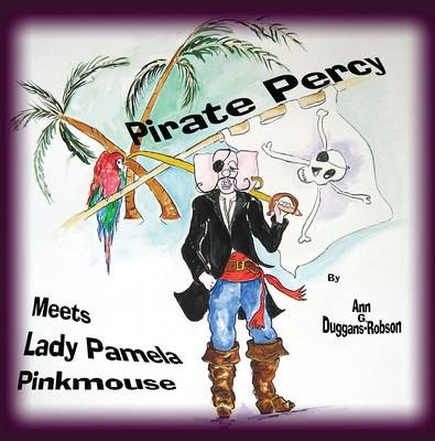 Pirate Percy (Paperback)