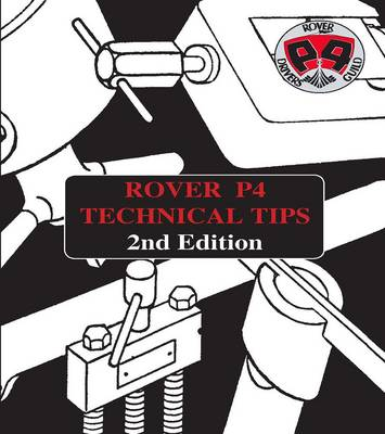 Rover P4 Technical Tips (Paperback)