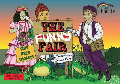 The Funny Fair: First Language - The Flitlits 1 (Paperback)