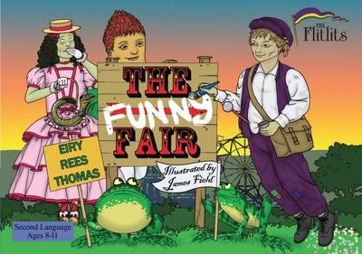 The Funny Fair: English Second Language - The Flitlits 2 (Paperback)