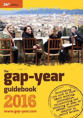 The Gap-Year Guidebook 2016 (Paperback)