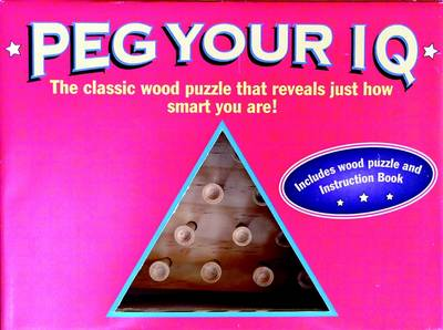 Peg Your IQ: Test Your Brain Power with the Classic Puzzle Game