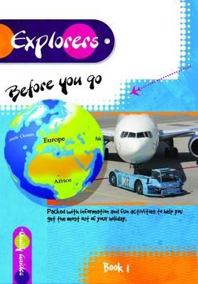 Before You Go - Explorers 1 (Paperback)
