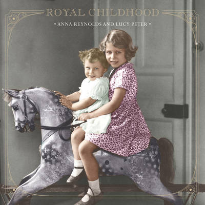 Royal Childhood - Souvenir Album (Hardback)