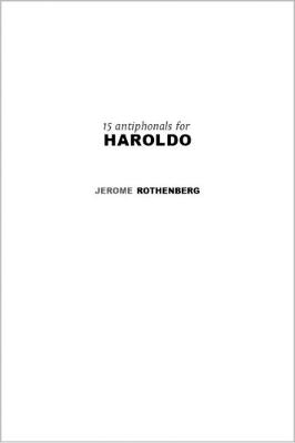 15 Antiphonals for Haroldo (Paperback)