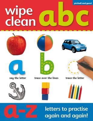 ABC - Wipe Clean Early Learning (Paperback)